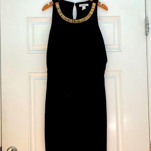 White House Black Market sleeveless dress M